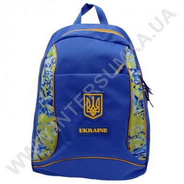 Заказать рюкзак с символикой Украина P26 Харбел