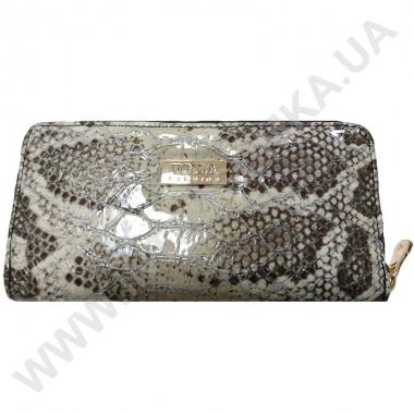 Заказать Кошелек кожаный женский Voila (Wallaby) 0038 серая змея в Intersumka.ua