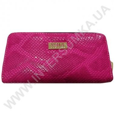 Заказать Кошелек кожаный женский Voila (Wallaby) 0038 розовая змея в Intersumka.ua