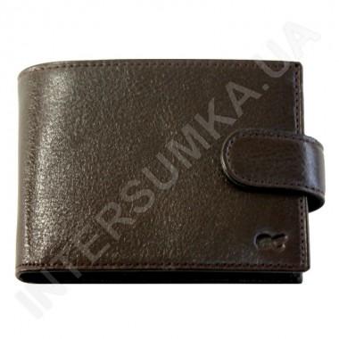 Заказать Портмоне мужское из натуральной кожи BK Leather 225-2 коричневый