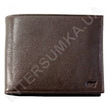 Портмоне мужское из натуральной кожи BK Leather 244-2 коричневый