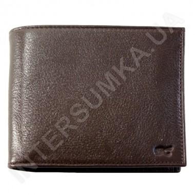 Заказать Портмоне мужское из натуральной кожи BK Leather 244-2 коричневый в Intersumka.ua