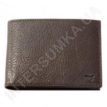 Портмоне мужское из натуральной кожи BK Leather 271-2 коричневый