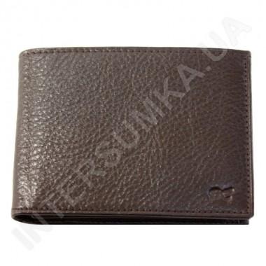 Купить Портмоне мужское из натуральной кожи BK Leather 271-2 коричневый