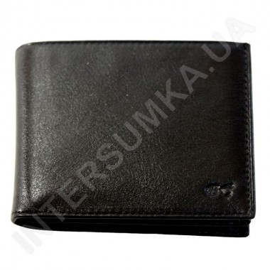 Заказать Портмоне мужское из натуральной кожи BK Leather 273-1 черный в Intersumka.ua
