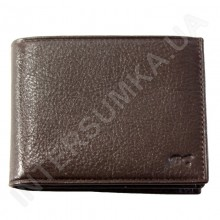 Портмоне мужское из натуральной кожи BK Leather 273-2 коричневый