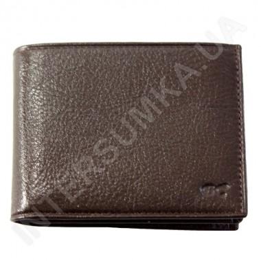 Купить Портмоне мужское из натуральной кожи BK Leather 273-2 коричневый