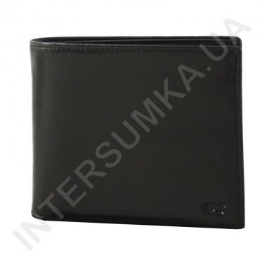 Заказать Портмоне мужское из натуральной кожи BK Leather 244-1 черный в Intersumka.ua