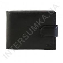 Портмоне мужское из натуральной кожи BK Leather 225-1 черный