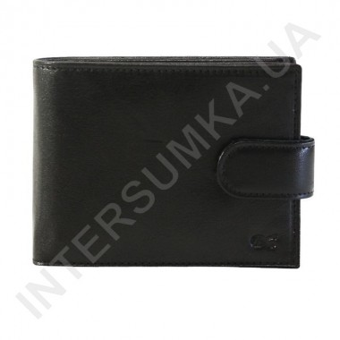 Заказать Портмоне мужское из натуральной кожи BK Leather 225-1 черный