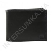 Портмоне мужское из натуральной кожи BK Leather 271-1 черный