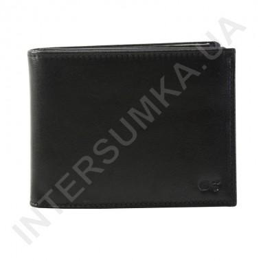 Заказать Портмоне мужское из натуральной кожи BK Leather 271-1 черный