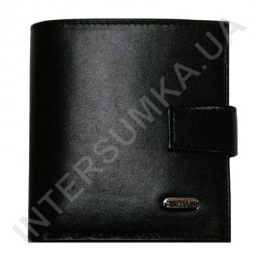 Купить Портмоне мужское из натуральной гладкой кожи Canpellini 1109-1 черное