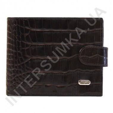 Заказать Портмоне мужское из натуральной кожи Desisan 080-19 коричневый крокодил