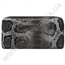 Шкіряний жіночий гаманець Voila (Wallaby) 0038 сірий