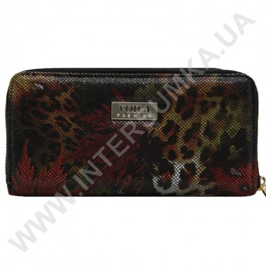 Заказать Кошелек кожаный женский Voila (Wallaby) 0038 леопард