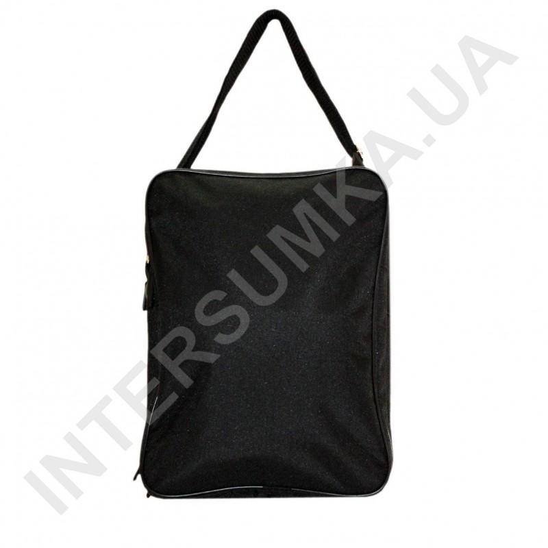 05d412cf28cc ... сумка мужская вертикальная 3 отделения с резиновой ручкой Wallaby 2281  чёрная фото 4 ...