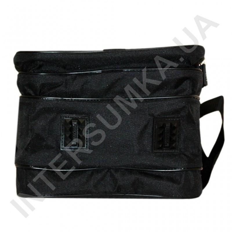 f49cf5e10305 ... 4 сумка мужская вертикальная 3 отделения с резиновой ручкой Wallaby  2281 чёрная фото 5 ...