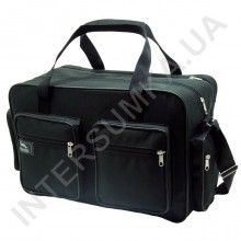 сумка хозяйственная 2 отдела и боковые карманы Wallaby 2691