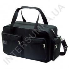 сумка хозяйственная 1 отделение боковые карманы Wallaby 2760