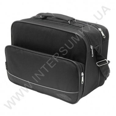 Заказать сумка мужская малая на два отделения Wallaby 2130 черная в Intersumka.ua