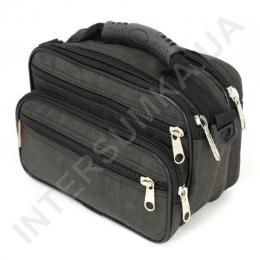 Заказать сумка мужская малая с резиновой ручкой Wallaby 21231 хаки в Intersumka.ua