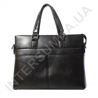 Заказать портфель с отделом для ноутбука Reform 1585-1 черный