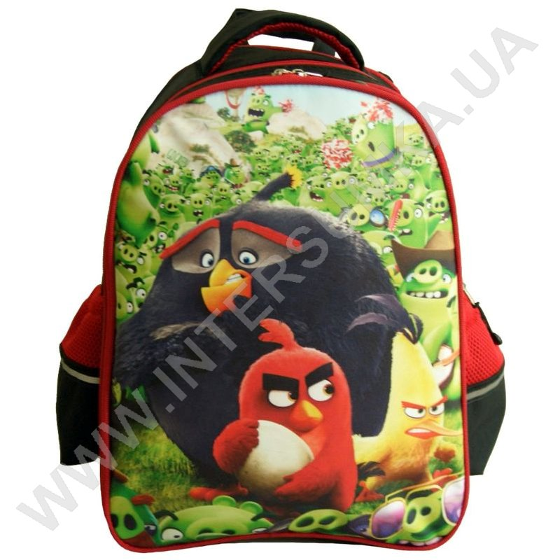Angry birds рюкзак купить багажник-рюкзак для микроавтобуса