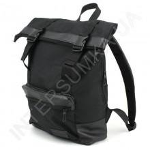 Рюкзак з відділенням під ноутбук Wallaby 1191 чорний