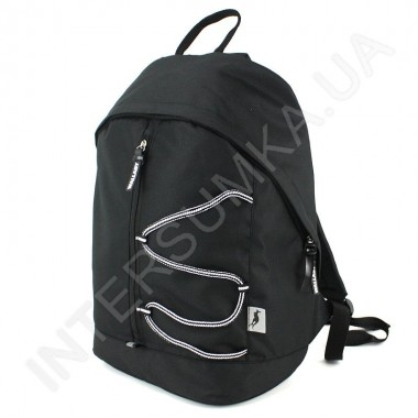 Заказать рюкзак Wallaby 124 чёрный в Intersumka.ua