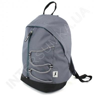 Заказать рюкзак Wallaby 124 серый в Intersumka.ua