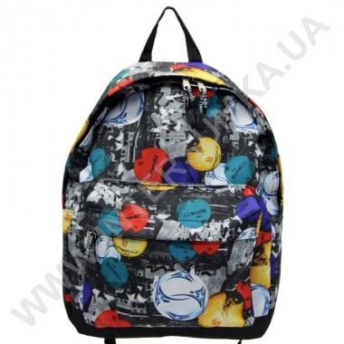 Заказать рюкзак молодежный Wallaby 1353 мячи