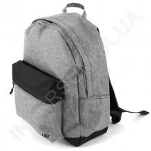 рюкзак молодіжний Wallaby 1 356 світло - сірий