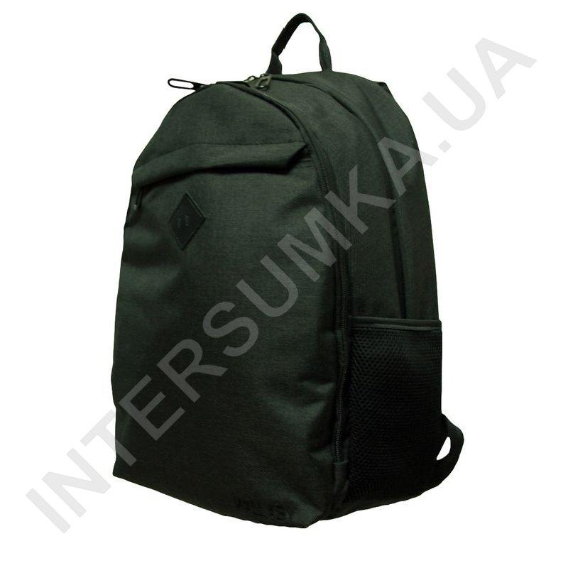 d00776291fc4 ... городской рюкзак с отделением под ноутбук и ортопедической спинкой  Wallaby 147 черный фото 5 ...
