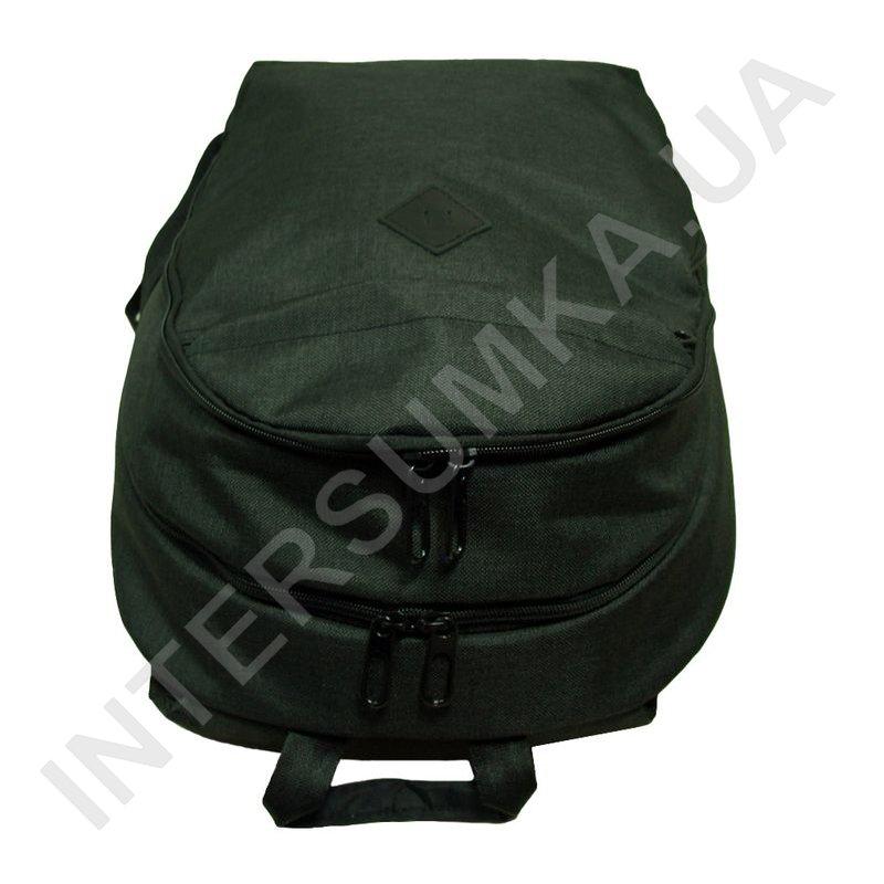 6c6a9029556e ... городской рюкзак с отделением под ноутбук и ортопедической спинкой  Wallaby 147 черный фото 10