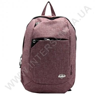 Заказать рюкзак под ноутбук Wallaby 150 розовый