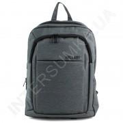 рюкзак под ноутбук Wallaby 156 серый