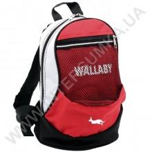 рюкзак детский Wallaby 152 красный