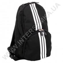 рюкзак молодежный Wallaby 153 черный