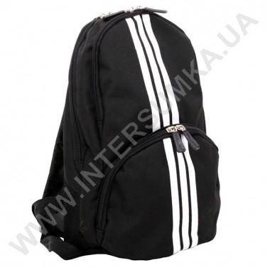 Заказать рюкзак молодежный Wallaby 153 черный в Intersumka.ua