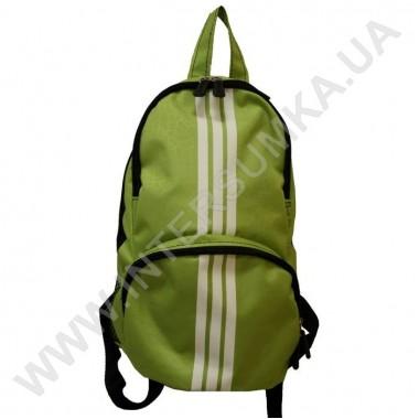 Заказать рюкзак молодежный Wallaby 153 зелёный в Intersumka.ua