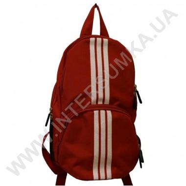 Заказать рюкзак молодежный Wallaby 153 красный