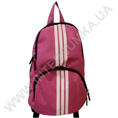 Заказать рюкзак молодежный Wallaby 153 розовый в Intersumka.ua