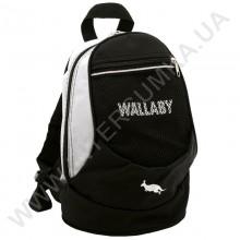 рюкзак детский Wallaby 152 черный