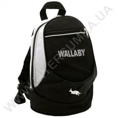 Купить рюкзак детский Wallaby 152 черный
