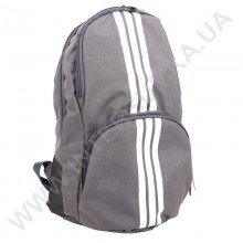 рюкзак молодіжний Wallaby 153 сірий