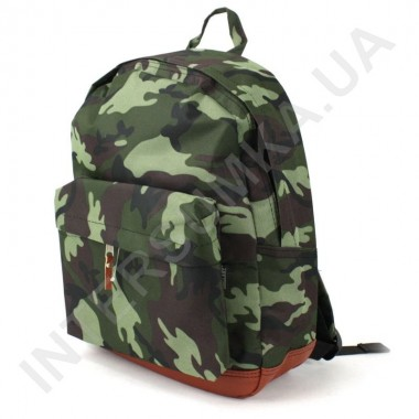 Заказать рюкзак молодежный Wallaby 1352 камуфляж в Intersumka.ua