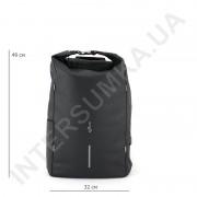 городской рюкзак-антивор EBOX 96215_black с usb выходом