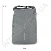 городской рюкзак-антивор EBOX 96215_grey с usb выходом