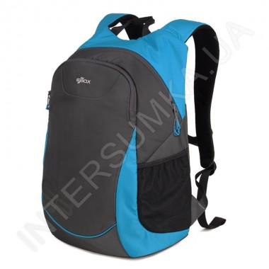 Заказать городской рюкзак EBOX 77215_blue водонепроницаемый в Intersumka.ua